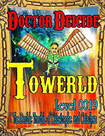 Towerld Level 0019: 灼熱絨毯、そして怒涛の洗礼