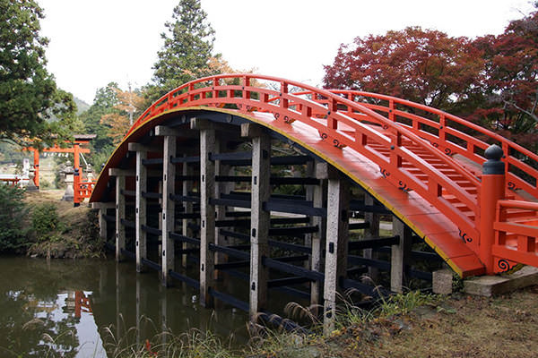 Hashi (Bridge) Japan