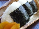 Onigiri (Rice Ball) Japan