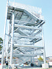 Tsunami Evacuation Tower Japan